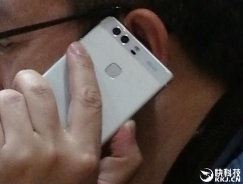 Smartphone camera kep cua Huawei lo anh