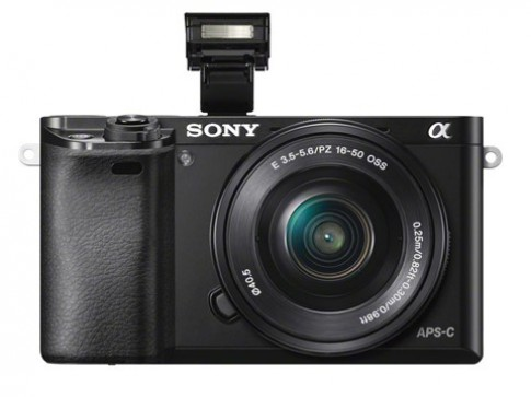 Sony gioi thieu A6000 - may anh lay net nhanh nhat the gioi