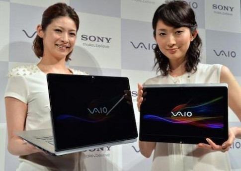 Sony khuyen cao nguy co chay no voi pin laptop Vaio