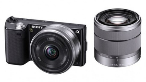Sony ra bo doi camera 'sieu compact'