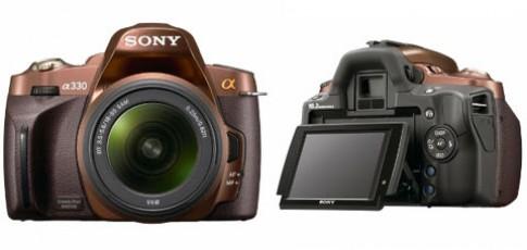 Sony trinh lang bo ba entry-level DSLR