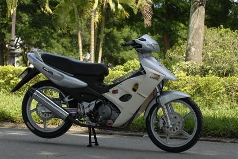 Suzuki FX bac voi su tro lai day an tuong