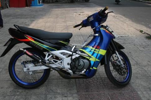 Suzuki Xipo 110 su tro lai day an tuong