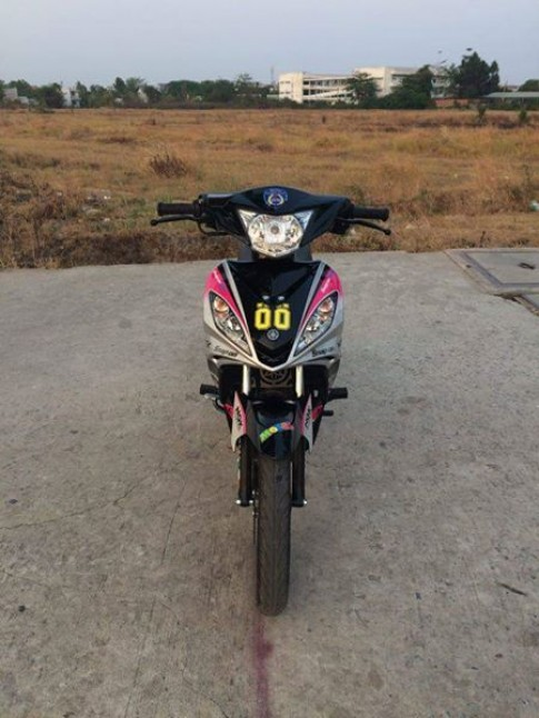 Yamaha exciter 2008 up 2010 hut hon biker viet