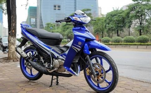Yamaha Z125R ve Viet Nam bi het gia 200 trieu dong