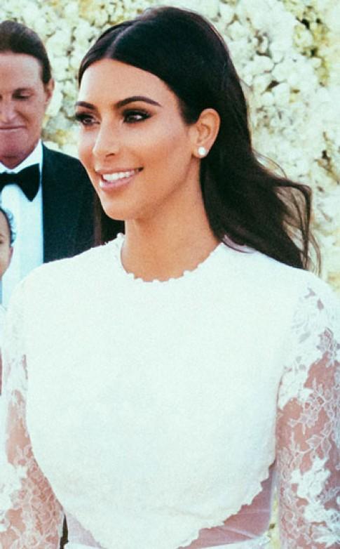 2 phong cách trang điểm cưới của người nổi tiếng