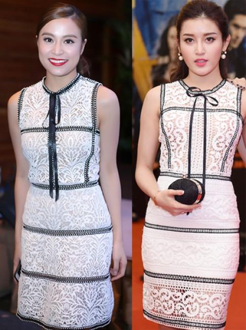 Chung Thanh Phong to A hau Huyen My mac 'vay nhai'