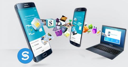 Galaxy S7 ho tro chuyen du lieu toc do cao