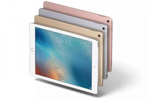 iPad Pro 9,7 inch co gia tu 16 trieu dong, ban truoc iPhone SE