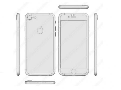iPhone 7 co the duoc nang RAM len 3 GB
