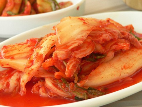 Kim chi và câu chuyện 'xuất khẩu ẩm thực'
