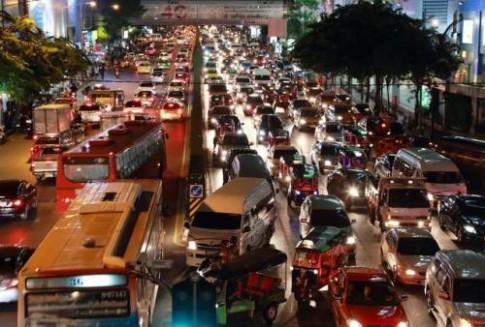 Những thành phố 'hễ đi là tắc'