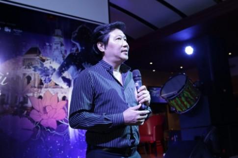 Pho di bo Nguyen Hue thanh san catwalk dai nhat Viet Nam