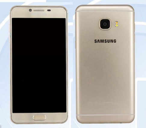 Smartphone vo kim loai moi cua Samsung giong HTC 10