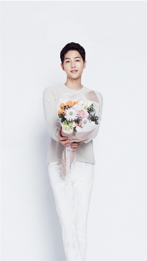 Song Joong Ki va nhung cach dien do khien trieu co gai do guc