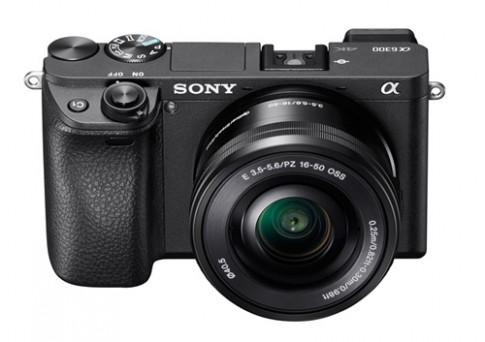 Sony ra A6300 dùng cảm biến 24 'chấm', có 425 điểm lấy nét