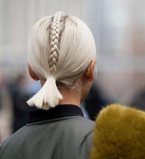 10 Kiểu tóc tết đơn giản đẹp 2017 cho nàng tóc ngắn thêm xinh