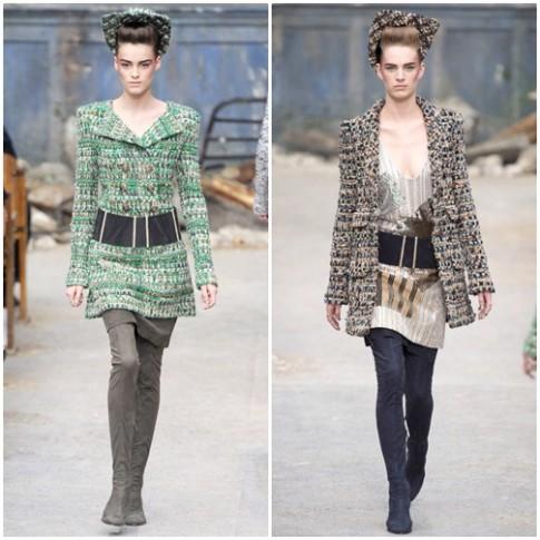 "Chanel: Khi nang cao boi ca tinh ""len san"""