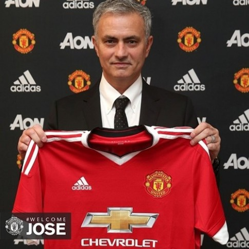 Chinh thuc: Chao mung Mourinho den Old Trafford!