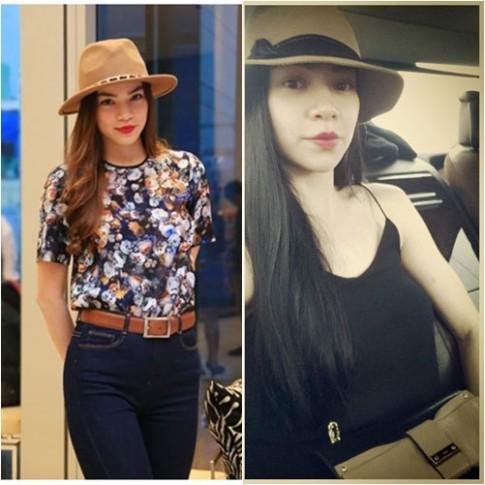 Diem danh 5 style dung hang cua Ha Ho, Thanh Hang