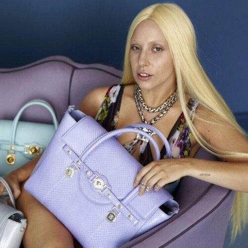 "Eva ""soi"" 17/4: Ảnh chưa photoshop của Lady Gaga"