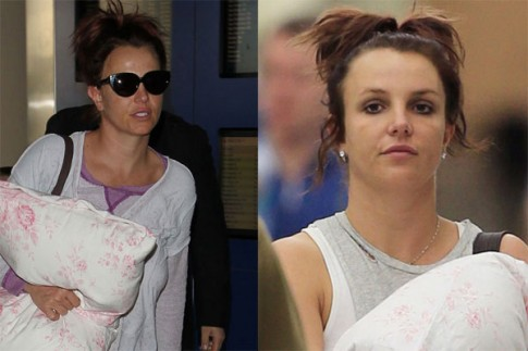 "Eva ""soi"" 21/1: Britney Spears xuong sac tham hai"