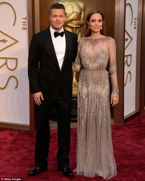 "Eva ""soi"" 3/3: Những cặp đẹp đôi nhất Oscar 2014"