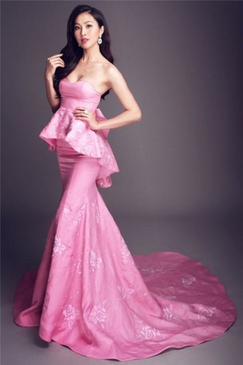Hinh anh truoc gio G cua 10 co gai tranh suat du thi Miss World 2016