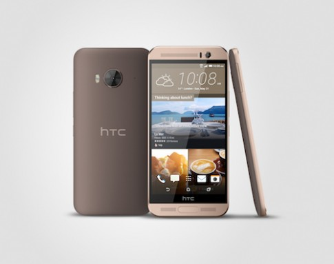 HTC One ME ve Viet Nam gia 9 trieu dong