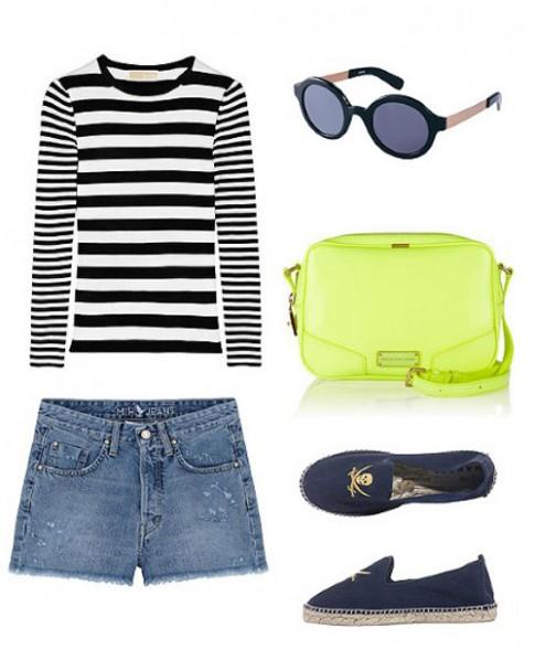 Mặc đẹp với 10 chiếc quần soóc cực hot mùa hè