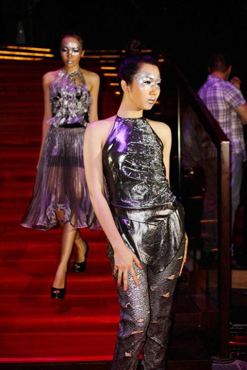 Quỳnh Paris tự hào vì lên sóng Fashion TV