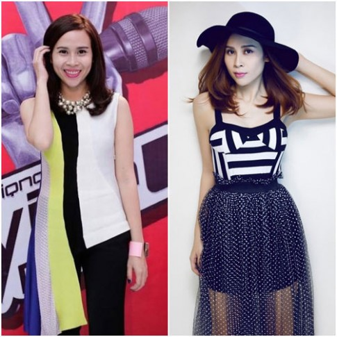 "Top 4 sao Viet mac ""dot pha"" dau nam 2014"