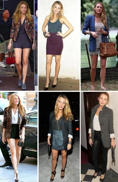 10 mỹ nhân mặc đẹp không cần stylist!