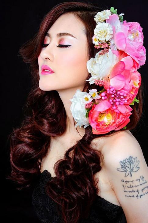 20 sắc thái đẹp mê hồn của Hà Lade