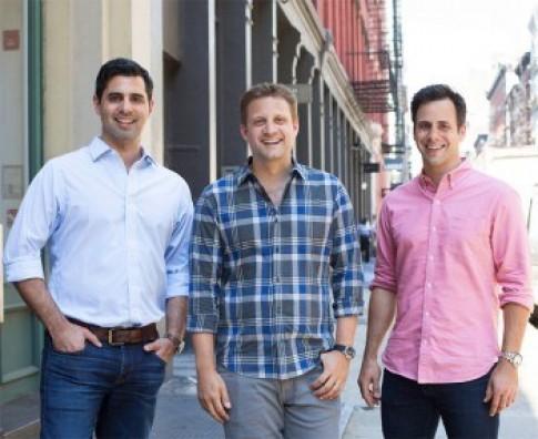 3 chàng trai mê ăn uống tạo ra công ty trị giá 2 tỷ đô