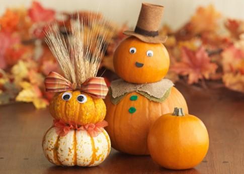 5 y tuong trang tri bi ngo cho tiec Halloween