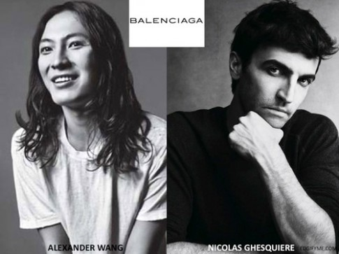 """Alexander Wang bất ngờ rời """"ngôi vương"""" ở Balenciaga"""