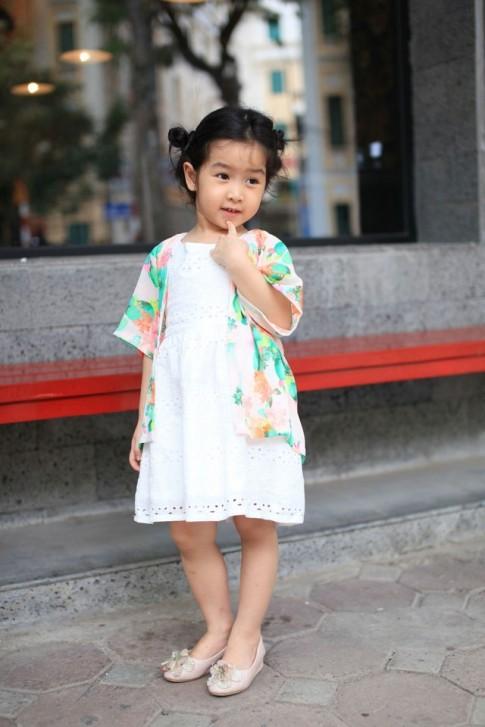 """Con gai Luu Huong Giang sanh dieu tu """"trung nuoc"""""""