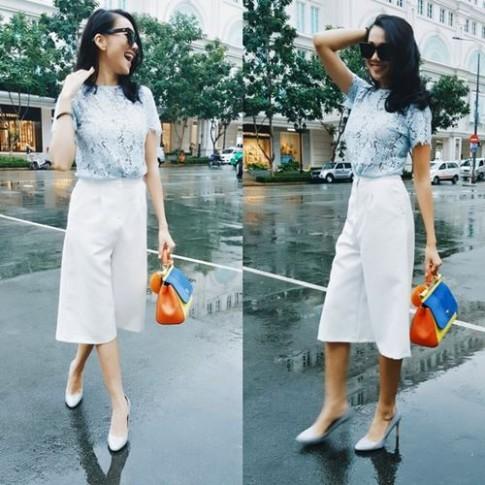 """Điểm mặt những mẫu giày khiến Thanh Hằng """"say như điếu đổ"""""""