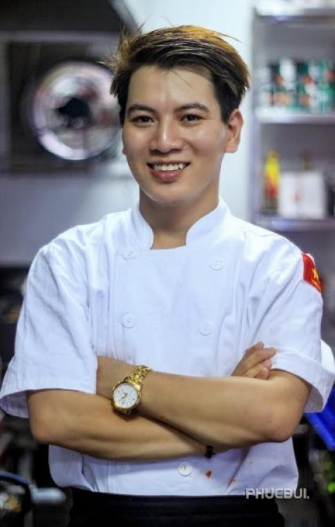 Hot boy ban kim chi thu nhap 20 trieu/thang