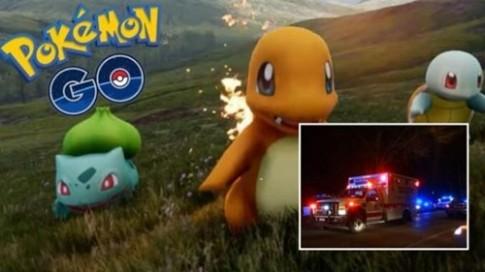 Mai dan mat vao Pokemon GO, thieu nien 17 tuoi bi dam trong thuong