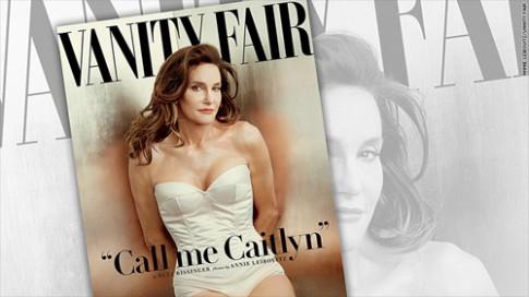 Người chuyển giới lên bìa tạp chí thời trang gây xôn xao