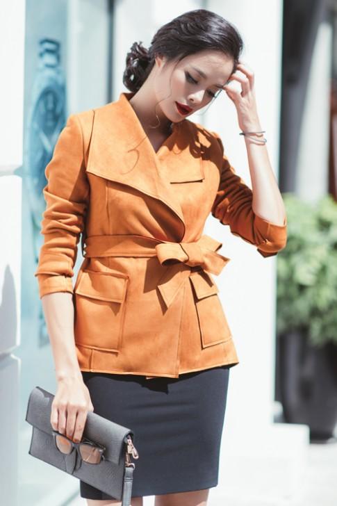 Những kiểu áo khoác chị em không nên tiếc tiền mua sắm