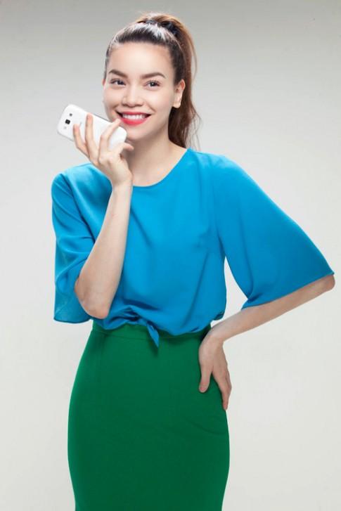 Những kiểu tóc nhìn là mê của Nữ hoàng giải trí Việt
