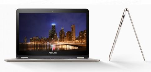 Nhung laptop Asus noi bat nua dau nam 2016