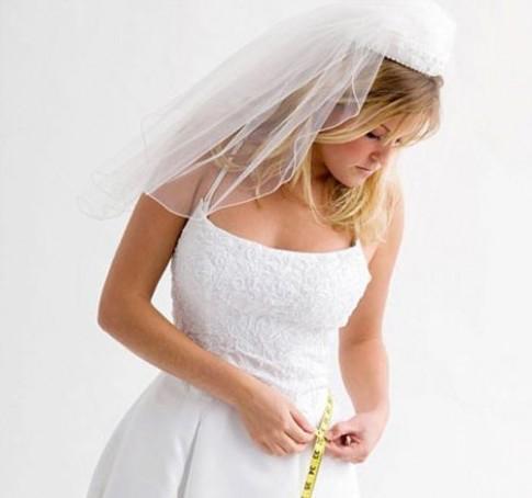 Những lý do khiến cô dâu không thể giảm cân thành công