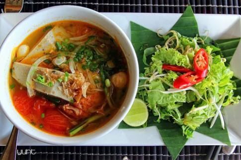 Nong nan am thuc Binh Dinh