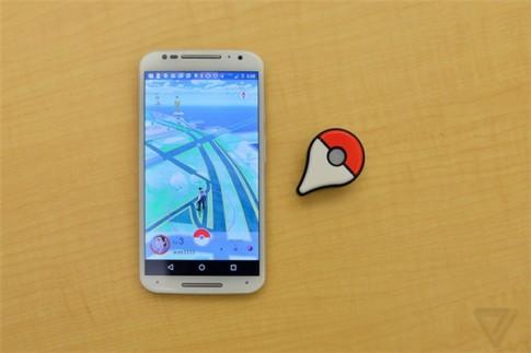 "Pokemon GO vua chinh thuc co mat tren iOS va Android da kip ""gay bao"""