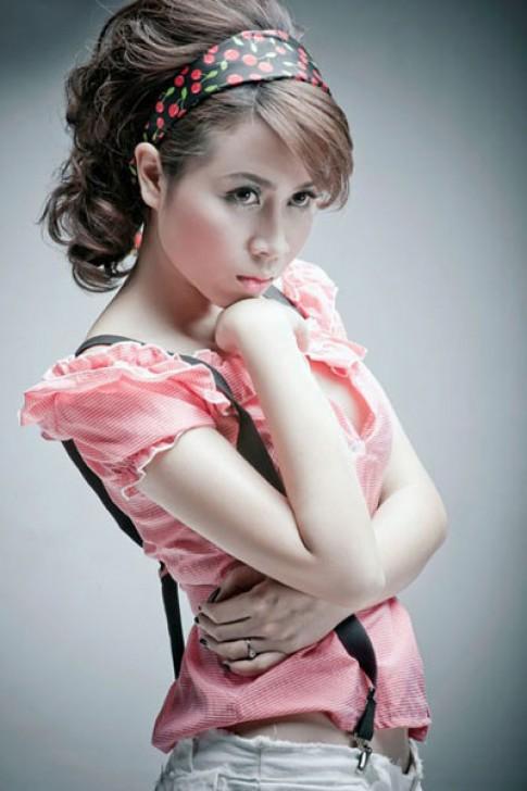 "Qua trinh ""vit bau hoa thien nga"" cua Luu Huong Giang"