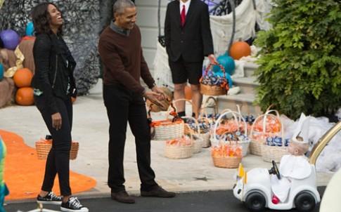 Ron rang khong khi halloween tren khap the gioi